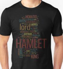 Hamlet Word Play Unisex T-Shirt