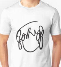 Scott Pilgrim's Ramona Scribble Unisex T-Shirt