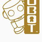 O'BOT 2.0 by Carbon-Fibre Media