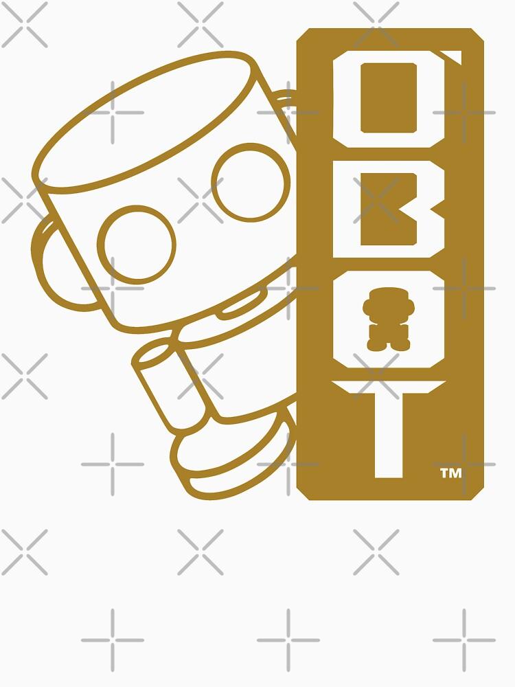 O'BOT 2.0 by carbonfibreme