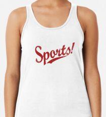 Sports! Women's Tank Top