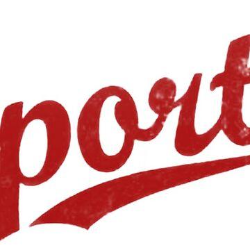 Sports! by obamashirts