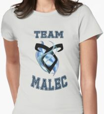 Team Malec Women's Fitted T-Shirt