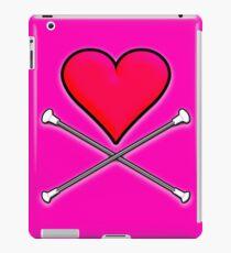 Liebe Baton Twirling iPad-Hülle & Klebefolie