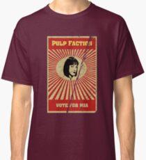 Pulp Faction - Mia Classic T-Shirt