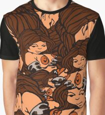 Ode 2 Vaughn Bode Graphic T-Shirt
