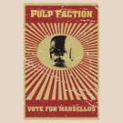 Pulp Faction - Marsellus by Frakk Geronimo