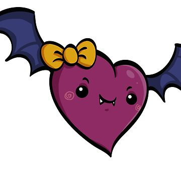 Bat heart by ConceptStore