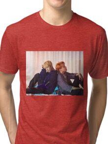 V jhope Tri-blend T-Shirt