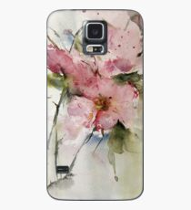watercolor flowers from Arcen Case/Skin for Samsung Galaxy