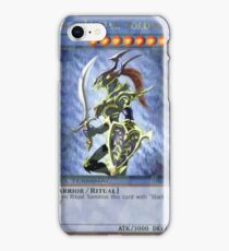 Black luster soldier iPhone Case/Skin