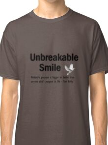 Tori Kelly Quote  - Unbreakable Smile  Classic T-Shirt
