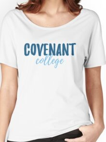 Covenant College Women's Relaxed Fit T-Shirt