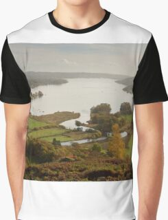 Longhrigg Fell View Graphic T-Shirt