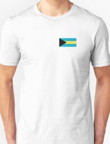 Flag of the Bahamas Unisex T-Shirt