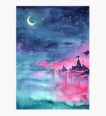 Moonlit Dream Photographic Print
