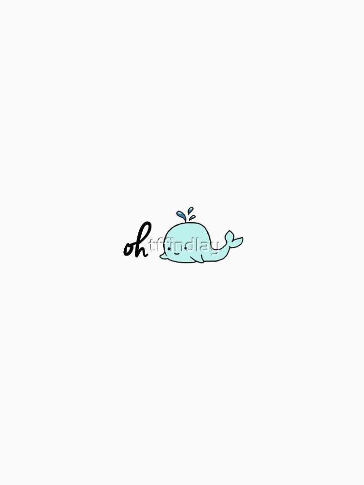 Oh Whale by tffindlay