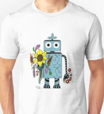Lina The Robot Unisex T-Shirt