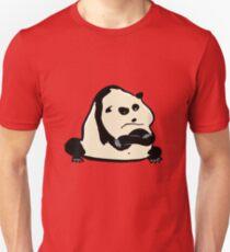 panda bear Unisex T-Shirt