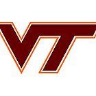 Virginia Tech by alyssacutting