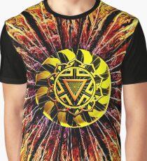 Solar Plexus (Bursting Sun) Graphic T-Shirt