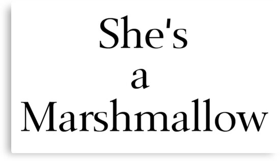 She's a Marshmallow by shesabella