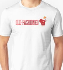Old-Fashioned Wis-Kid Unisex T-Shirt