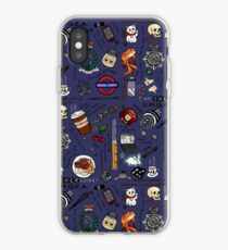 Sherlock Collage (color) iPhone Case