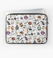 Sherlock Collage (color) Laptop Sleeve