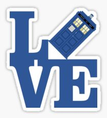 Doctor Love Sticker