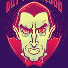 Classic Halloween: Dracula the Vampire by kgullholmen