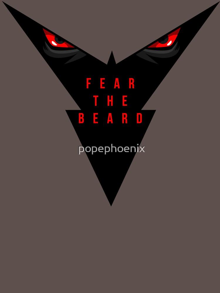 Ninja Beard - Fear the Beard by popephoenix