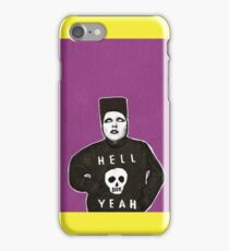 Goth Girl iPhone Case/Skin