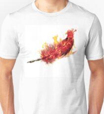 Phoenix - Feather T-Shirt