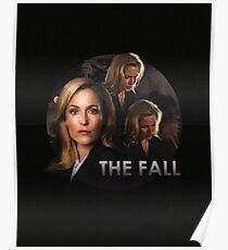 Stella Gibson - The Fall Poster