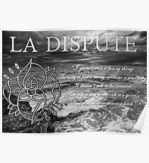 La Dispute - New Storms For Older Lovers Poster