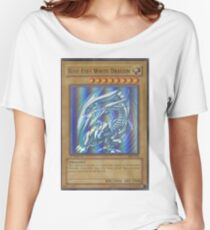 Blue-eyes white dragon Women's Relaxed Fit T-Shirt