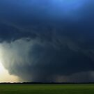 Large Wedge Tornado by stormypleasures