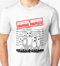 The Unusual Kodama - Princess Mononoke T-Shirt