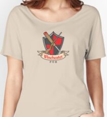 The Winchester Pub Women's Relaxed Fit T-Shirt