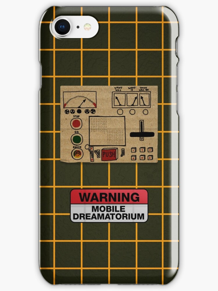 Mobile Dreamatorium Control Board (Community) by huckblade