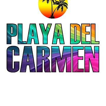 Playa del Carmen by 3vanjava
