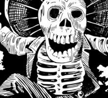 Viva Mexico Mad Dead Mariachi Sticker