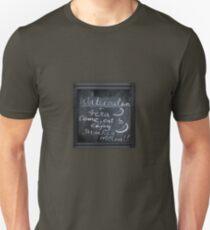 cafe menu T-Shirt