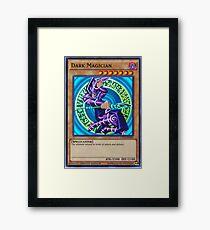 Dark Magician Framed Print