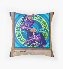 Dark Magician Throw Pillow