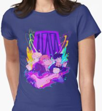 100% Friendship Womens Fitted T-Shirt
