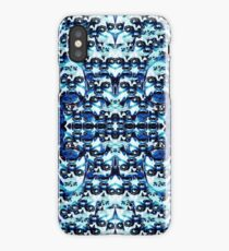 Blue Baby Voodoo iPhone Case/Skin