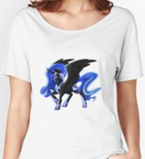Nightmare Moon Women's Relaxed Fit T-Shirt