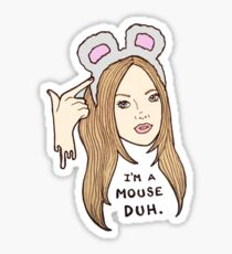 Mean Girls - Karen  Sticker